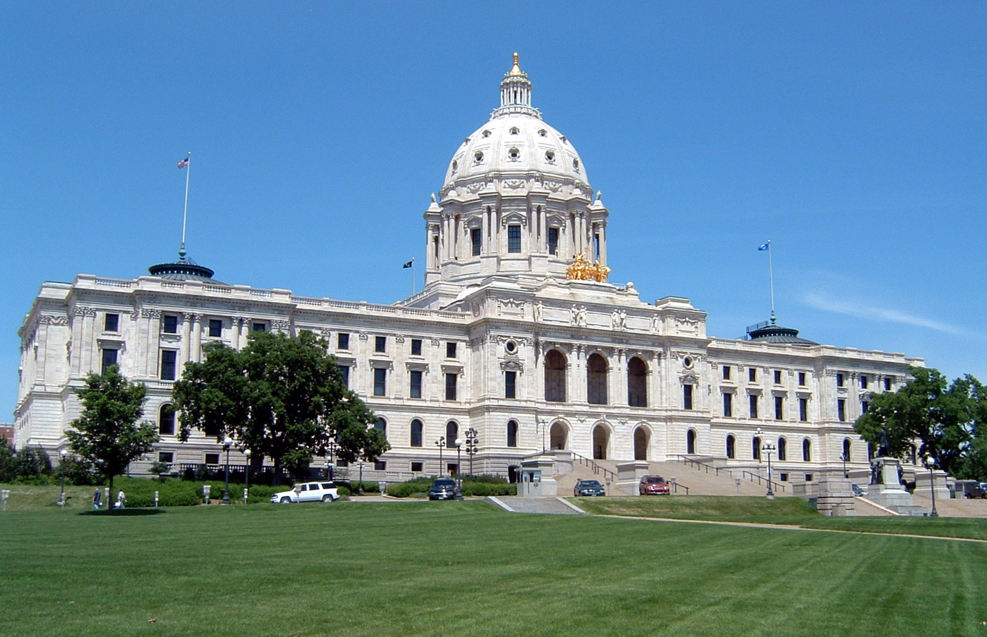 Photo of Minnesota State Capitol